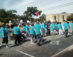 Disability walk 2