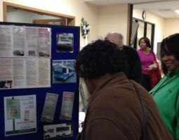 GWTA Offers Service to the Senior Center