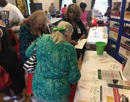 Mt Olive Health Fair2